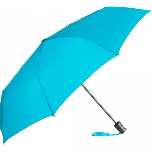Regenschirm mit eigener Werbung